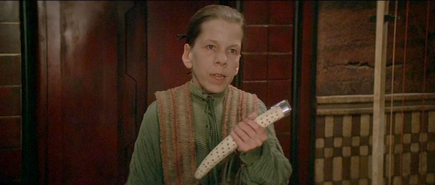Linda Hunt Harry Potter